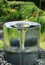 Yard Fountains Best 25 Outdoor Fountains Ideas On Pinterest Outdoor Water