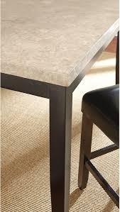 Table Montibello En Marbre Brick