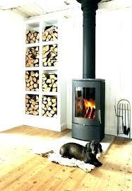 corner wood burning fireplaces stove dimensions uk full size