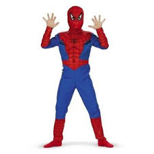 Disguise Size Chart Details About Spiderman Classic Boys Child Costume Size 4 6 Disguise 5111