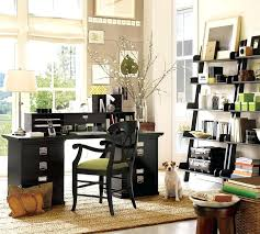 Neutral office decor Decorating Neutral Home Decor Ideas Neutral Office Decor Beautiful Leaning Bookshelf Plus Black Writing Desk With Double Keenproofreadswebsite Neutral Home Decor Ideas Keenproofreadswebsite