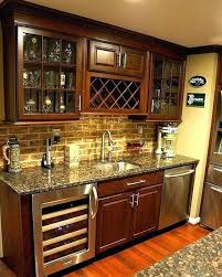 Basement Wet Bar Design Cool Wet Bar Cabinets Built In Bar Cabinets Built In Wet Bar Cabinets
