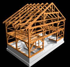 timber frame barn plans