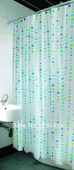 image of sea life shower curtain
