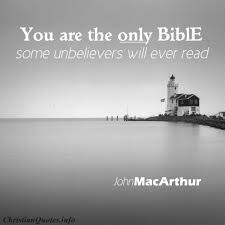 John MacArthur Quote The Bible To Unbelievers ChristianQuotes Impressive John Macarthur Quotes