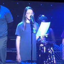 Our own Carrie Mercer... - Craig Middle School Choir | Facebook