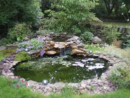 Small Picture Garden Pond Designs on Running Water Gives A Whole New Dimension