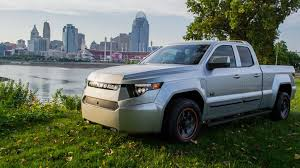Workhorse W-15 electric pickup truck comes to CES 2018 - Roadshow