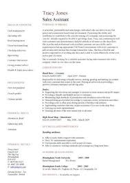 Retail Sales Resume Sample Sample Resume Letters Job Application
