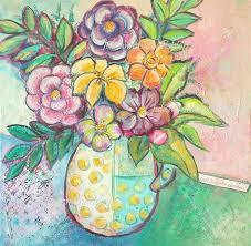 bright floral wall art flower print 5 x 5  on floral wall art australia with bright floral wall art flower print 5 x 5 sesen fashion