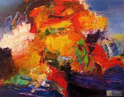 abstract art by abstract artist gerard stricher