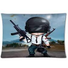 Best Selling Cute Chibi PUBG Games Custom Zippered Pillow Case Twin Side  Luxury Design | Avatar, Oyun dünyası, Oyunlar