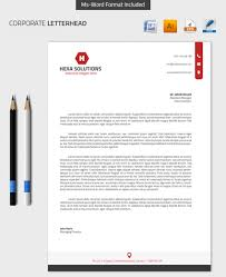 What Is Professional Letterhead 833751 Privateed Company Letterhead Template India Letter