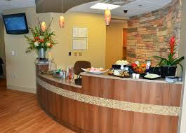 front office desks collection of solutions front desk receptionist in reception area ideas with stone