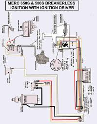 mercury outboard wiring diagrams mastertech marin 5 Post Ignition Switch Wiring Diagram internal & external wiring w ignition driver (image) (pdf) 5 post ignition switch wiring diagram