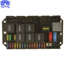 range rover fuse box ebay P38 Fuse Box rear fuse box range rover l322 2006 06 p38 range rover fuse box