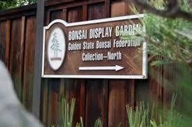bonsai garden at lake merritt oakland ca