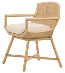 Mcguire Designer Furniture Laura Kirar Maketto Arm Chair From Mcguire Contemporary