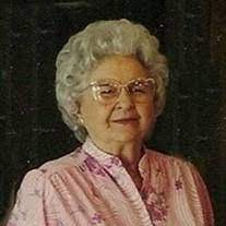 Bernice M. Riggs Obituary - Visitation & Funeral Information