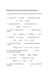 printable balancing equations 31