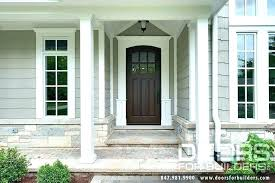 wood entry doors with glass exterior wood doors with glass solid wood doors with glass front