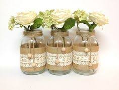 Decorating With Mason Jars And Burlap Strawberry Farm Birthday Party Ideas Red geraniums Gingham and 2