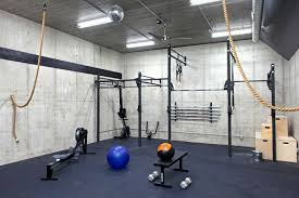 basement gym ideas. Basement Gym Ideas Home Industrial With Cheap  .