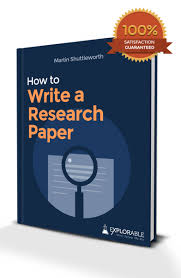 Research Paper Terms Write A Research Paper A Guide On How To Write Academic Papers