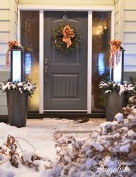 Amazing front porch winter ideas on budget Porch Decorating Amazing Front Porch Winter Ideas On Budget 18 Decoratrendcom Amazing Front Porch Winter Ideas On Budget 18 Decoratrendcom