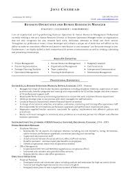 Business Operations Manager Resume Examples Lovely Payroll Free