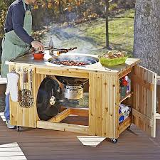 wood patio furniture plans. Grilling Center Wood Patio Furniture Plans
