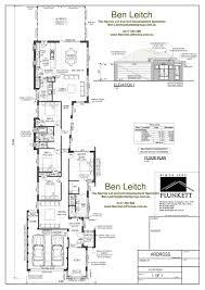 narrow lot house plans with front garage luxury narrow lot home plans australia