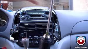 radio removal toyota sienna 2004 2008 youtube 2004 Toyota Sienna AC Wiring Diagram Wiring Diagram For 2004 Toyota Sienna Dash radio removal toyota sienna 2004 2008