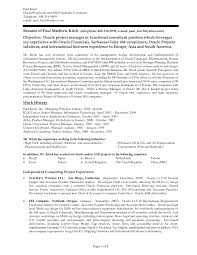Career Objective For Mba Resume. Sample Mba Resume For Freshers 28 ...