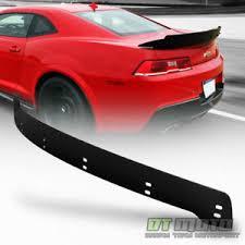 chevy camaro 2015 black. Perfect Black Image Is Loading 20142015ChevyCamaroWickerBillStyleRear For Chevy Camaro 2015 Black O