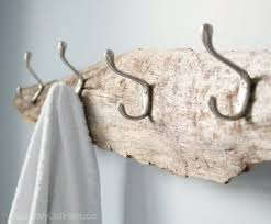 15 Clever Ideas For DIY Hooks  DIY Coat RacksWall Hooks Rack