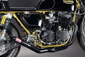 the revolver, a golden cafe racer now in australia carpy's cafe cb750 simplified wiring harness at Cb750 Wiring Harness Routing