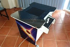 retro arcade coffee table picture of arcade cabinet cocktail style vintage arcade game coffee table