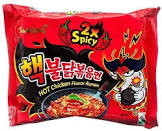 Samyang Hek Buldak Extra Spicy Roasted Chicken Ramen Nuclear Edition 5 Pack