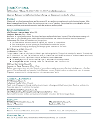 Teachers Resume Template Microsoft Word Awesome Sample Resume For