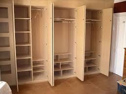 wardrobe designs for small bedroom