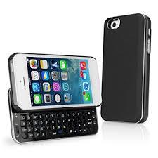 Amazon BoxWave Keyboard Buddy iPhone 5s 5 Case Backlit