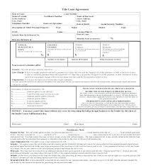 Personal Loan Agreements Adorable Loan Template Free Download 48 Personal Loan Agreement Template Free