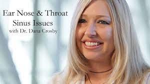 Sinus, Sinusitis with ENT/otolaryngology Asst. Professor Dr. Dana Crosby -  YouTube