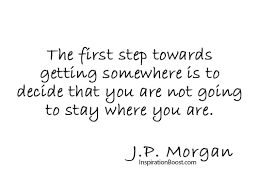 J.P. Morgan Goal Quotes | Inspiration Boost via Relatably.com