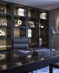 Luxury Office Decor Family Chalet Switzerland Louise Bradley Interiors Work