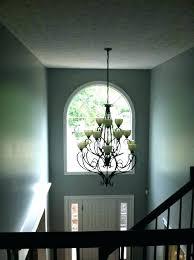 best foyer chandeliers two story foyer chandelier fanciful best 2 lighting