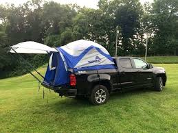 Toyota Pickup Truck Bed Tent Pick Up Camping Outdoor Canopy Camper 1 ...