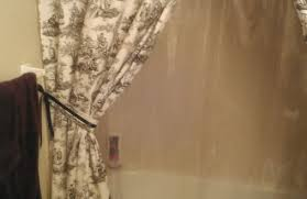 bathroom shower curtain valance tie back showerbiji shower curtains with intended for shower curtains with