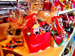 customizable gift baskets for the sweet toothed